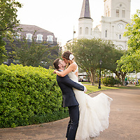 John + Maggie- 2016 Wedding 1216 Studio New Orleans Wedding Photography , French Quarter Wedding & Second Line