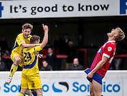 Dagenham and Redbridge v Accrington Stanley - League 2 - 19/03/2016