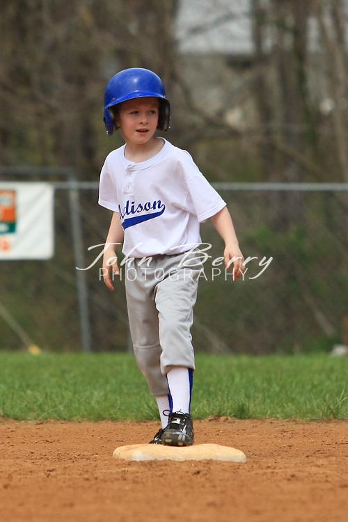 MPR Rookies Baseball  .White vs Orange.4/12/08