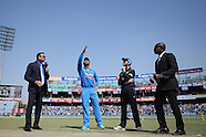 Cricket - India v New Zealand 2nd ODI at Delhi