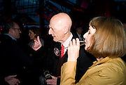 ALLEN JONES, The Summer Party. Hosted by the Serpentine Gallery and CCC Moscow. Serpentine Gallery Pavilion designed by Frank Gehry. Kensington Gdns. London. 9 September 2008.  *** Local Caption *** -DO NOT ARCHIVE-© Copyright Photograph by Dafydd Jones. 248 Clapham Rd. London SW9 0PZ. Tel 0207 820 0771. www.dafjones.com.