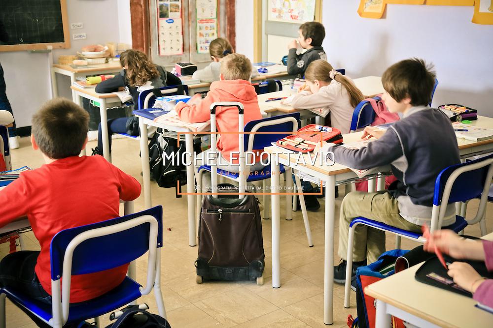 Scuola elementare Marconi di Collegno (TO)
