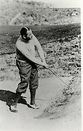 WALTER HAGEN<br /> <br /> Picture Credit: &copy;Visions In Golf / Michael Hobbs / Mark Newcombe