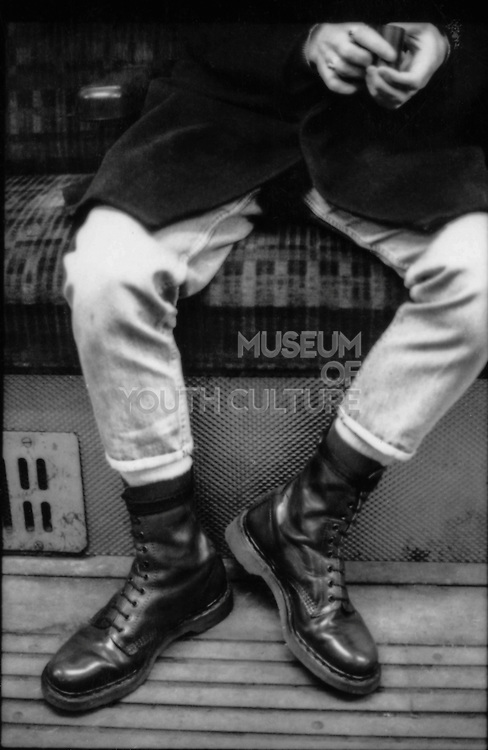 Nevs Boots, High Wycombe, UK, 1980s.