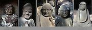 Oote Boe photography statue sekibutsu