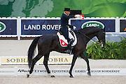 Hans Staub - Warbeau<br /> Alltech FEI World Equestrian Games™ 2014 - Normandy, France.<br /> © DigiShots