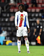 Eberechi Eze (25) of Crystal Palace during the EFL Cup match between Bournemouth and Crystal Palace at the Vitality Stadium, Bournemouth, England on 15 September 2020.