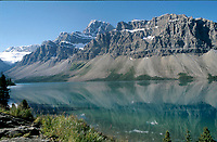 Bow Lake, Banff National Park, Alberta, Canada   Photo: Peter Llewellyn