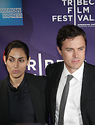 27 April 2010-New York, NY- Summer Phoenix and Casey Affleck at the Tribeca Film Premiere of ' The Killer Inside Me' held at The School of Visual Arts 2 Theater on April 28, 2010 in New York City.