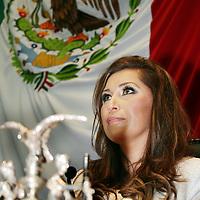 Toluca, México.- Mónica Fragoso durante la sesión de la LVII Legislatura local en donde se dijo que se modifico la Ley Orgánica de la Legislatura para obligar a que sus sucesores sean puntuales al asistir a las reuniones plenarias, de la Junta de Coordinación o de las propias comisiones, además deberán informar a la legislatura siguiente los pendientes que heredarán a fin de evitar rezagos . Agencia MVT / José Hernández