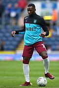 Aston Villa midfielder Yannick Bolasie (11) during the EFL Sky Bet Championship match between Blackburn Rovers and Aston Villa at Ewood Park, Blackburn, England on 15 September 2018.