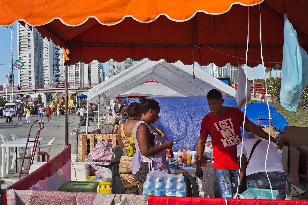 CARNAVALES EN CIUDAD DE PANAMÁ<br /> Ciudad de Panamá / Panama City 2014<br /> (Copyright © Aaron Sosa)