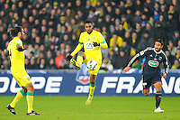 Levy DJIDJI  - 20.01.2015 - Nantes / Lyon  - Coupe de France 2014/2015<br /> Photo : Vincent Michel / Icon Sport