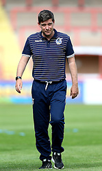 Bristol Rovers Manager Darrell Clarke leaves at the end of the preseason friendly at Exeter City ahead of the Sky Bet League One season - Mandatory by-line: Robbie Stephenson/JMP - 16/07/2016 - FOOTBALL - St James Park - Exeter, England - Exeter City v Bristol Rovers - Pre-season friendly