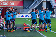 ALKMAAR - 24-08-2016, training AZ, AFAS Stadion,