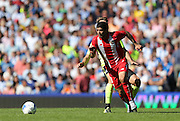 Éver Banega of Sevilla during the Pre-Season Friendly match between Brighton and Hove Albion and Sevilla at the American Express Community Stadium, Brighton and Hove, England on 2 August 2015.