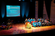 Inauguration ceremonies for Tri-C president Dr. Alex Johnson on Thursday, Nov. 21, 2013 on the Metro Campus.