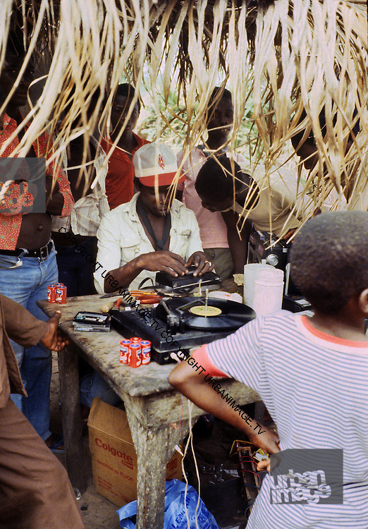 Local DJ - Podor Senegal