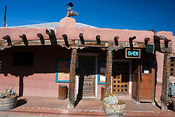 Exterior of High Noon Restaurant and Saloon, Albuquerque, New Mexico, United States of America