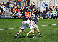 NCAA Men's Lacrosse: Mercer has no mercy on VMI, defeats Keydets 17-4