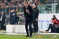 19.11.2016 - Torino - Serie A 2016/17 - 13a giornata  -  Juventus-Pescara nella  foto: Massimiliano Allegri - Juventus