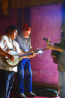 I was invited to photograph the legendary Pete Seeger and other fellow musicians for at a fundraiser held for the Beacon theater in Beacon,NY. It was a sincere treat to watch this man in action.<br /> <br /> <br /> <br /> © 2019 All artwork is the property of STAR NIGRO.  Reproduction is strictly prohibited.<br /> <br /> +When you make a purchase of this photograph of Pete Seeger founder of the Clearwater org. from this site 7% will be shared with them.<br /> <br />  Buying art + Making a difference = Art with Heart                <br /> <br /> =More info on the Impact/Give Back page in the About section of starnigro.com<br /> <br /> Pete Seeger,world known activist/ folk musician www.clearwater.org.