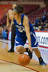03 January 2014:  Ashley Bartow during an NCAA women's basketball game between the Drake Bulldogs and the Illinois Sate Redbirds at Redbird Arena in Normal IL