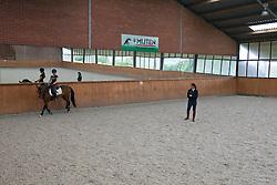De Bondt Carmen (BEL)<br /> Stal Devroe - Nieuwrode 2011<br /> © Dirk Caremans