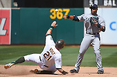 20140903 - Seattle Mariners @ Oakland Athletics