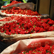 Bangalore Flower Market