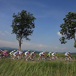 20080611: Cycling - Tour de Slovenie 1st stage