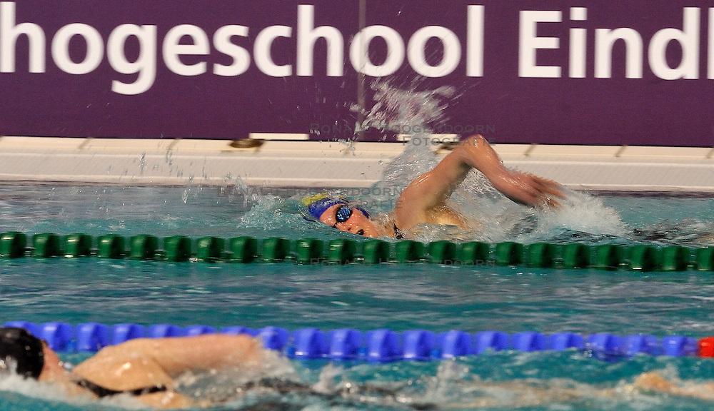 07-04-2011 ZWEMMEN: SWIMCUP: EINDHOVEN<br /> Aranka Schouten, De Fuut Maarssen<br /> &copy;2011 Ronald Hoogendoorn Photography