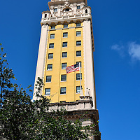 The Freedom Tower in Miami, Florida<br />
