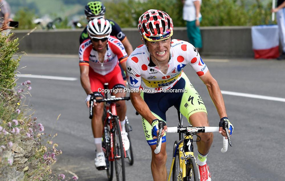 RODRIGUEZ Joaquim ESP of Team Katusha - MAJKA Rafal of Tinkoff-Saxo