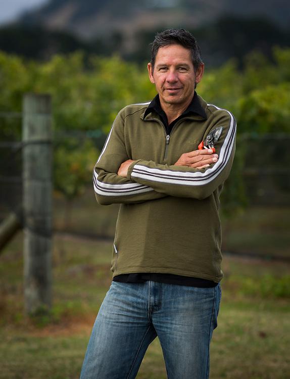 Kevin Cooper, Tuki Tuki Vineyard