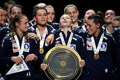 20161218 Holland-Norge, Finale EHF Handball Womens EURO 2016