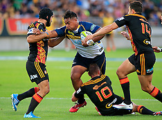 New Plymouth - Super Rugby - Chiefs v Brumbies