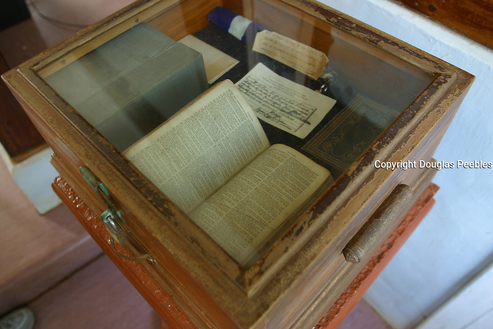 Fletcher Christian's Bible, Pitcarn Island<br />