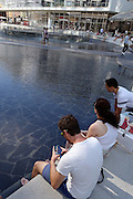 Milan, Look down generation, Piazza Gae Aulenti