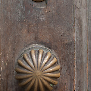 Old Brass Doorknob, Mantua  Italy. A series of captures from a personal trip to the cities of Milan and Mantua, featuring explorations of Renaissance architecture and the vibrant life of Italian streets.