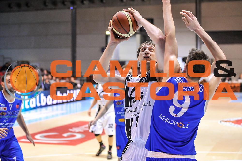 DESCRIZIONE : Final Four Coppa Italia DNB IG Cup RNB Rimini 2015 Finale BCC Agropoli - Contaldi Castaldi Montichiari<br /> GIOCATORE : Denis Marconato<br /> CATEGORIA : Tiro Penetrazione<br /> SQUADRA : Contaldi Castaldi Montichiari<br /> EVENTO : Final Four Coppa Italia DNB IG Cup RNB Rimini 2015<br /> GARA : BCC Agropoli - Contaldi Castaldi Montichiari<br /> DATA : 08/03/2015<br /> SPORT : Pallacanestro <br /> AUTORE : Agenzia Ciamillo-Castoria/L.Canu