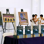 """Ailey Launch of """"My Story My Dance: Robert Battle's Journey to Alvin Ailey"""""""