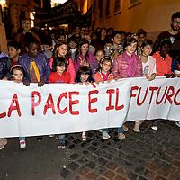 72/o Anniversario della  deportazione degli ebrei dal ghetto di Roma