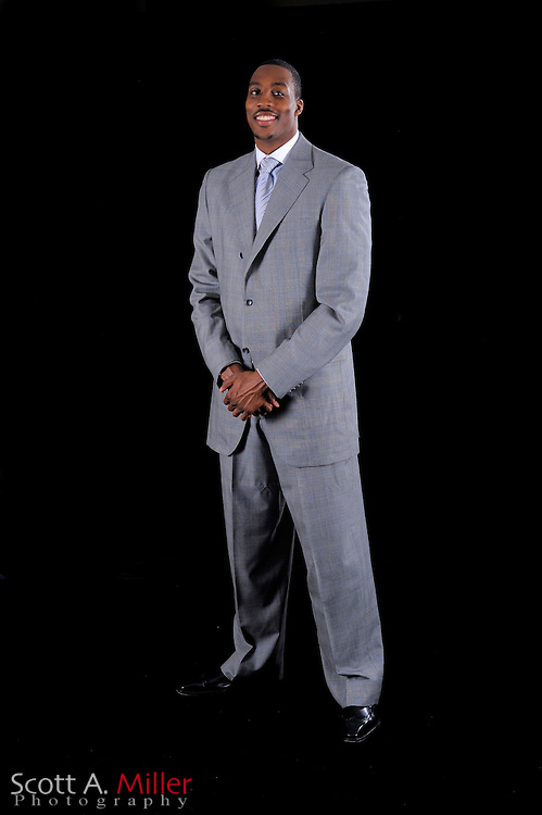 July 15, 2008; Maitland, Florida: Dwight Howard portrait shoot...© 2008 Scott A. Miller
