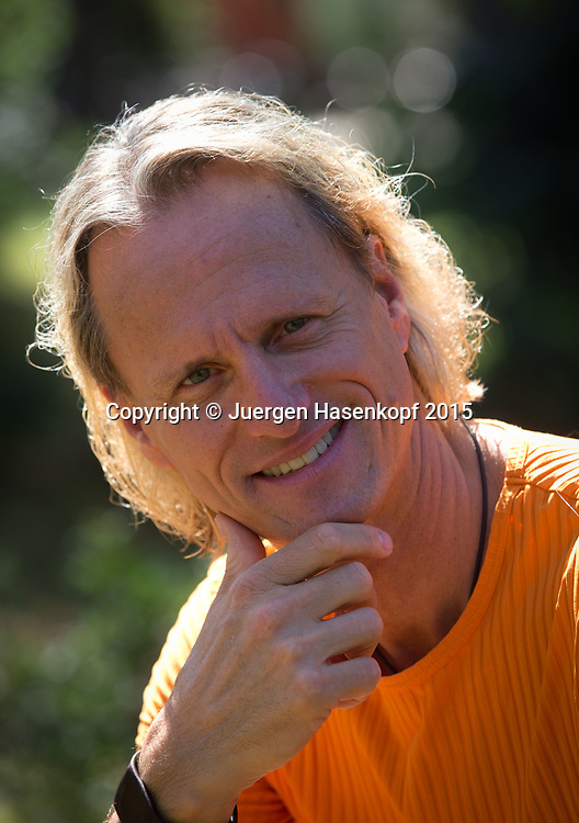 Thomas Baschab, Mental Trainer<br /> <br /> travel - Patricio Travel -  -  Ali Bey Resort Side - Side - Antalya - Tuerkei  - 29 September 2015. <br /> &copy; Juergen Hasenkopf