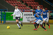 Taylor Berry - Rangers v Dundee in the SPFL Development League at Forthbank, Stirling. Photo: David Young<br /> <br />  - © David Young - www.davidyoungphoto.co.uk - email: davidyoungphoto@gmail.com