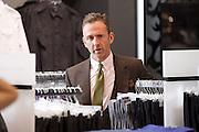 Tom Stubbs shoot for Macy's in New York City