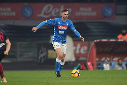 December 29, 2018 - Naples, Naples, Italy - Fabian Ruiz of SSC Napoli during the Serie A TIM match between SSC Napoli and Bologna FC at Stadio San Paolo Naples Italy on 29 December 2018. (Credit Image: © Franco Romano/NurPhoto via ZUMA Press)