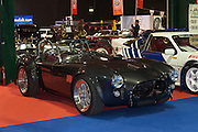 RIAC Classic Car Show 2013, RDS, AC Cobra Replica_Model: GD-427 MK4, made by Gardner Douglas. this car is replica of the iconic 60's AC Cobra 427 S/C which were 50 road cars produced from the unused end of the race car production line. Irish, Photo, Archive.