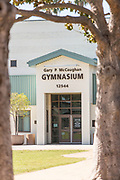 Gary P. McCaughan Gymnasium at Apollo Park in Downey California